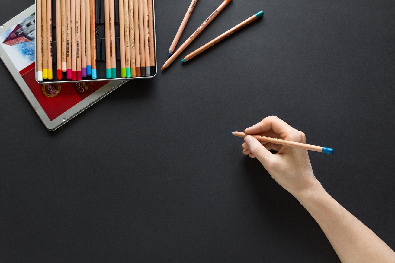 rajzolás rajz filctollak