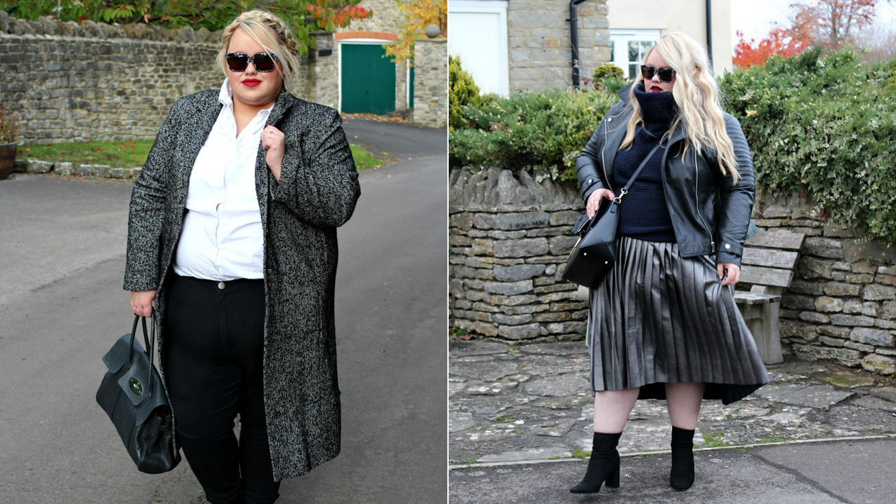 5915fe9c4e Több mint 90 kiló, de extra nőiesen öltözködik - Minden molett nő ...