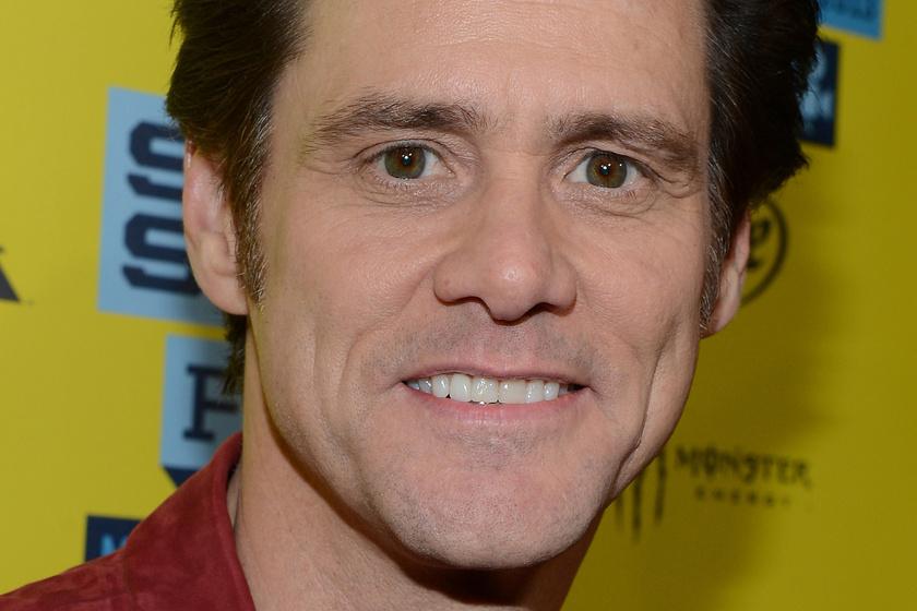Jim Carrey-t alig lehet felismerni a friss fotóján - Nagyon megváltozott