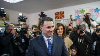 Gruevszki megerősítette, hogy megkapta a politikai menedékjogot