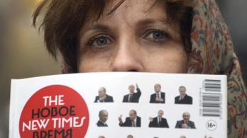 Milliókra bírságoltak egy orosz ellenzéki hírportált