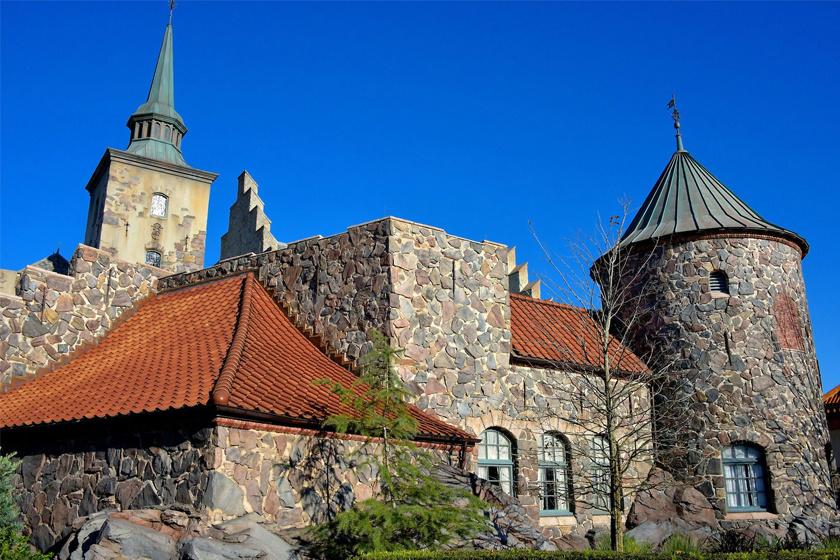 Az Akershus erőd.