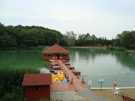Gyömrői tófürdő (Fotó: gyomrotofurdo.hu)