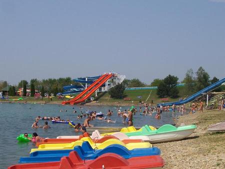Rukkel-tó (Fotó: waterpark.hu)