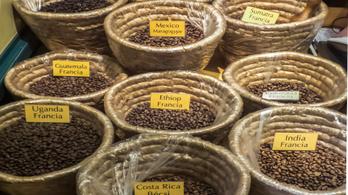 Látványos drágulásnak indult a kávé