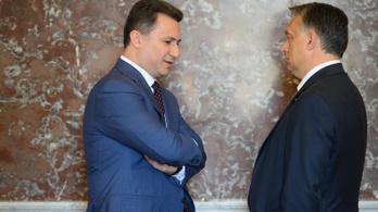 Macedónia kérte Gruevszki kiadatását Magyarországtól