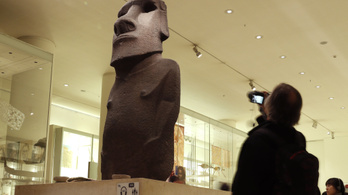 Húsvét-szigetiek visszakérik szobrukat a British Museumtól