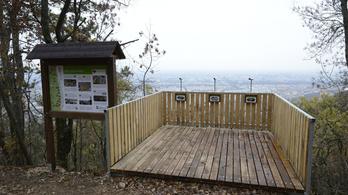 Interaktív tanösvényen túrázhatunk a Hármashatár-hegyen