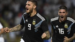 Messi nélkül jobb a hangulat az argentinoknál