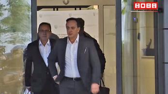 Három év börtönt kapott Gruevszki unokatestvére