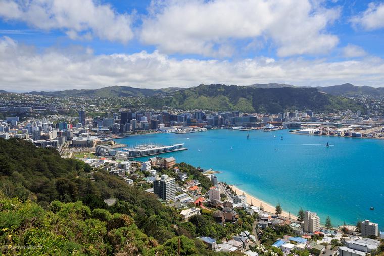 Új-Zéland a Szilícium-völgyből kiábrándultak menedéke