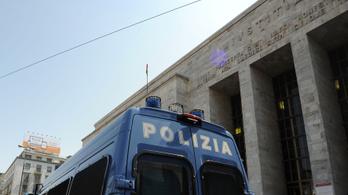 Terrorizmus miatt őrizetbe vettek egy 22 éves egyiptomit Milánóban