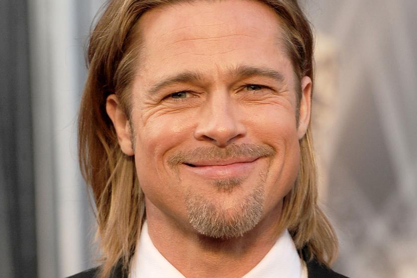 Brad Pitt dögösebb, mint valaha - Lehidalsz, olyan sármos a friss fotóin