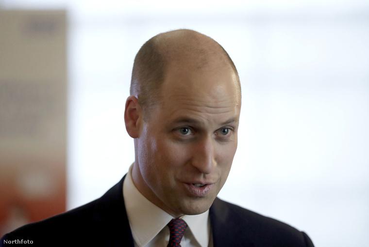 Szintén az év elején történt, hogy Vilmos herceg a szokásosnál rövidebb frizurát vágatott