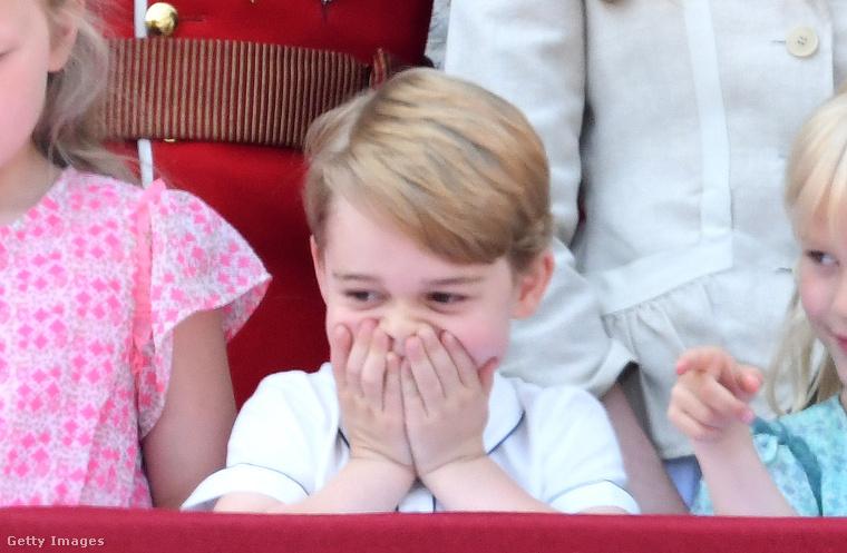 De a hercegnek nem kell segítség ahhoz, hogy emlékezetes képek készüljenek róla