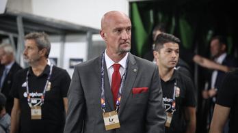 Két újoncot hívott be Rossi a magyar válogatott bő keretébe