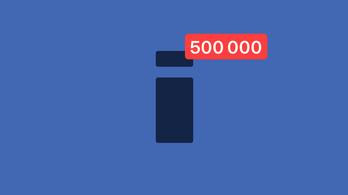 Kiélezett csatában lett meg a félmilliomodik lájkunk Facebookon