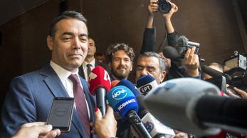 Macedón külügyminiszter: Gruevszkit soha nem üldözték, élete sose volt veszélyben