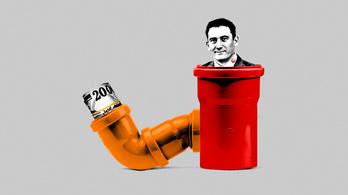 Hadházy: Gyanús közbeszerzéseket nyert el egy MSZP-s politikus