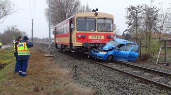 Halálos vonatbaleset történt Hetényegyházán