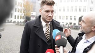 Börtönbe vonul a dán válogatott futballista