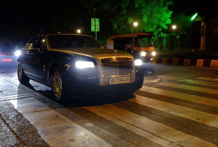 Hibátlan Phantom a delhi szmogban