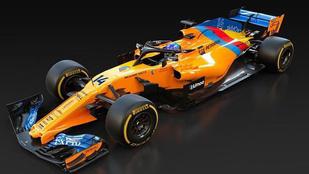 Alonso új festést kap utolsó futamára