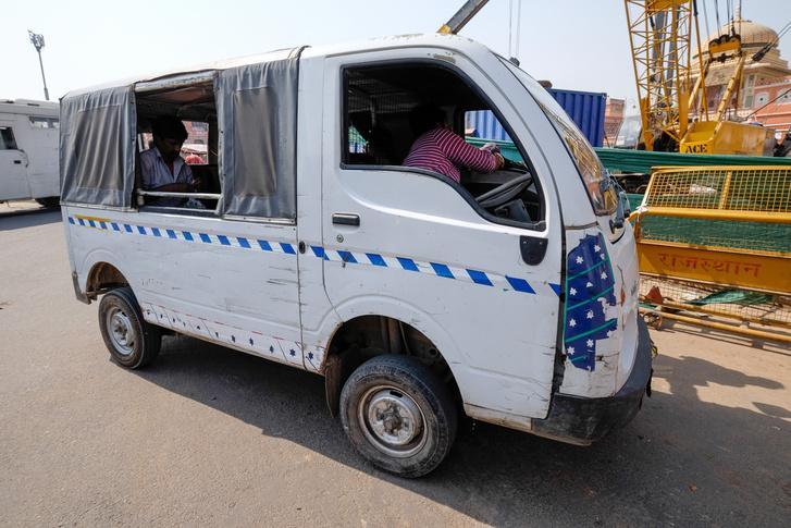 Az ősidőkben ez is Suzuki Carryként kezdte