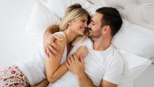 Egészségesek vagyunk, szánunk egymásra időt, jó a szex