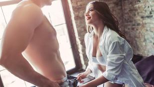 Mégis, hány másodpercenként gondolnak a férfiak a szexre?