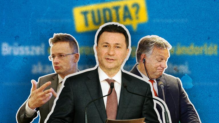 Gruevszki már a spájzban, mi pedig csak pislogunk