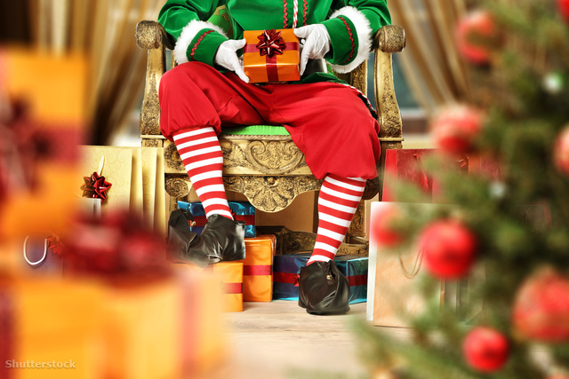 Karcsúbb télapó. Nádai Anikó karcsúbb, mint valaha: Karácsonyi fotó!