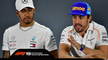 Alonso: Valencia 2012 és Michael