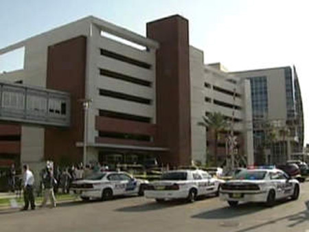 A kórház