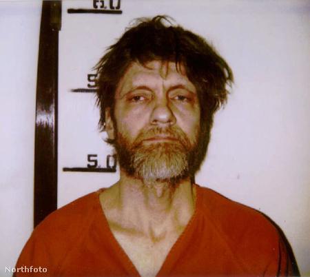 Kaczynski letartóztatásakor 1996-ban