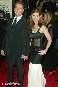 Schwarzenegger és leendő volt neje, Maria Shriver