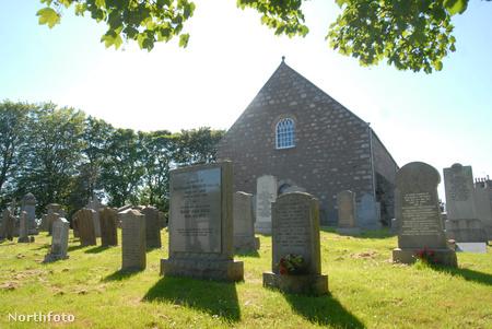 Ebben a temetőben van a sírkő