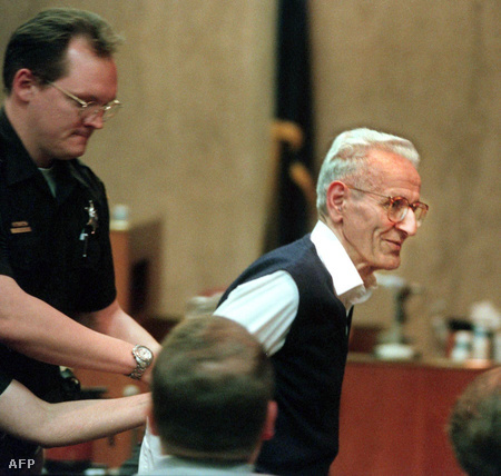 1999-ben gyilkosságért elítélték (Fotó: Vaughn Gurganian)