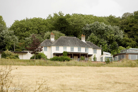 Rowan Atkinson háza