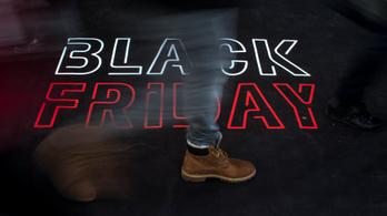 Black friday: rekordforgalom lehet az idén