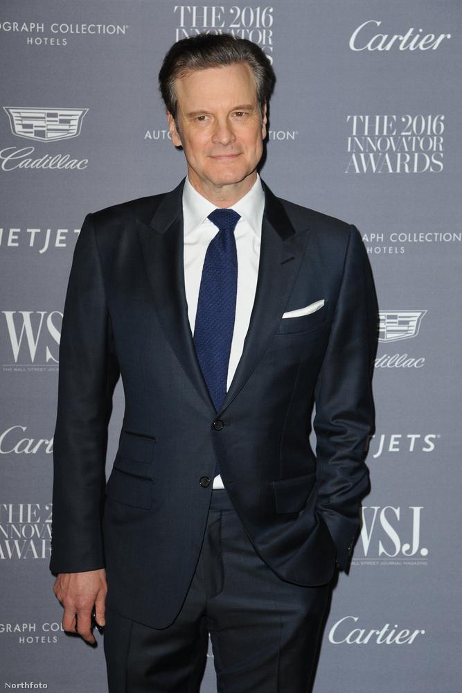 Colin Firth is karácsony-ellenes, annyira hogy egy interjúban egyszer a Karácsonyi énekből ismert Scrooge-hoz hasonlította magát