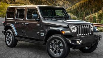 Veszélyesen rosszak a Jeep Wrangler hegesztései?
