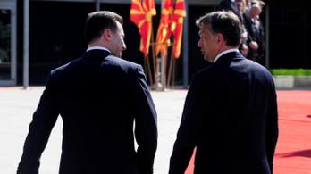 A Fidesznek a macedón jogállamiságról kell szavaznia jövő héten