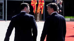 A Fidesznek a macedón jogállamiságról kell szavaznia jövő szerdán