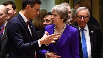 Spanyolország az utolsó pillanatban fenyegeti a brexit-alkut