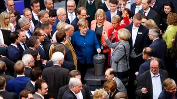 A német költségvetési kiadás nem volt még ennyire nagy