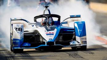 Formula–E szezonelőzetes