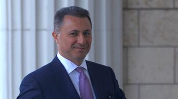 Gruevszkit nem, de 15 másik embert kiadott az Orbán-kormány Macedóniának