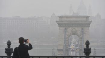 Bírósághoz fordul a Levegő Munkacsoport Budapest levegője miatt