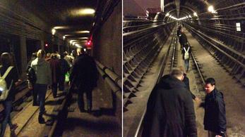 Paprikaspray-t fújt egy utas a 2-es metrón, többen rosszul lettek